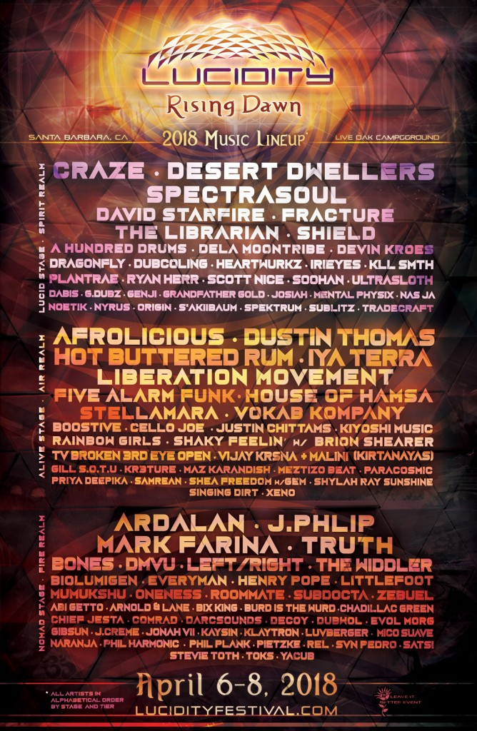 lucidity_lineup-poster
