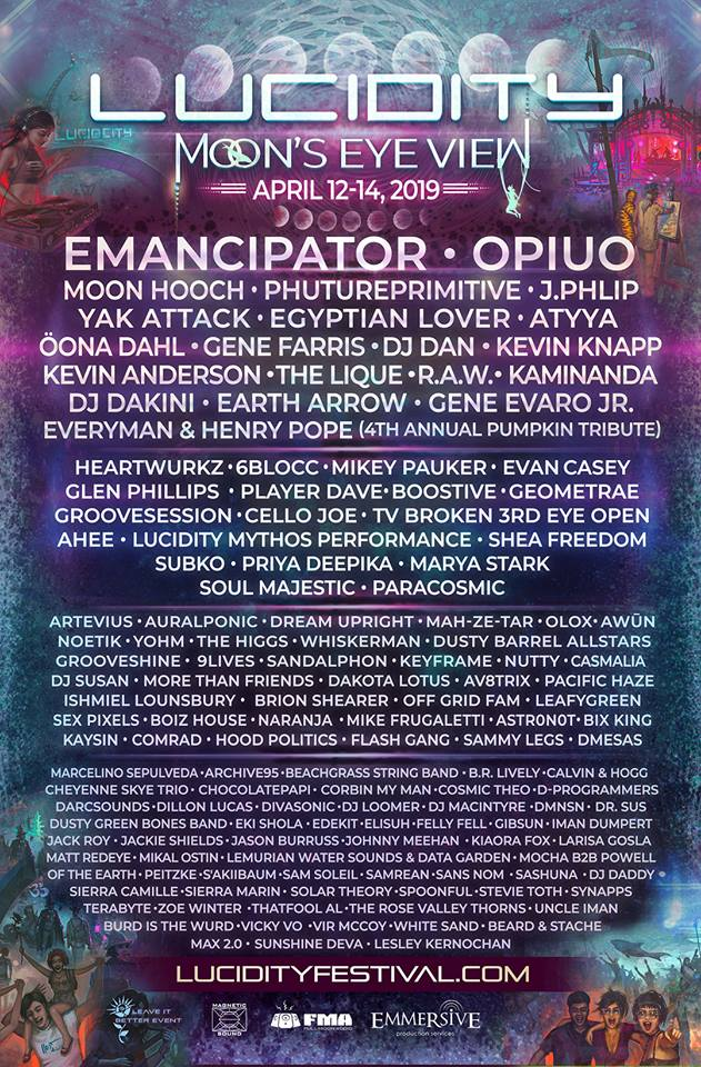 lucidity_2019lineup